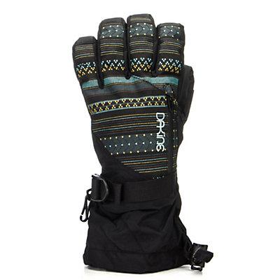 Dakine Sequoia Womens Gloves, Black, viewer