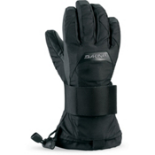 Dakine Wristguard Kids Gloves, Black, medium