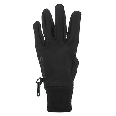 Dakine Storm Glove Liners, Black, viewer