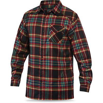Dakine Buckshot Flannel Shirt, Cypress Check, viewer