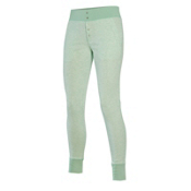 Dakine Thermal Womens Long Underwear Pants, Grayed Jade Heather, medium