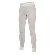 Dakine Thermal Womens Long Underwear Pants, White Heather, medium