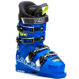 Lange RS 70 SC Junior Race Ski Boots, , 256