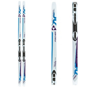 Fischer Desire My Style Womens Cross Country Skis with Bindings, , medium