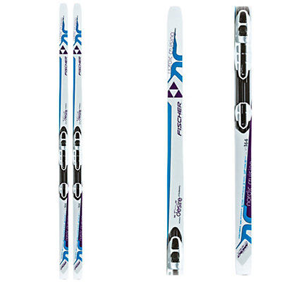 Fischer Desire My Style Womens Cross Country Skis with Bindings 2017, , viewer