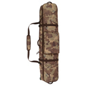 Burton Wheelie Board Case Snowboard Bag 2017, Storm Camo Print, medium