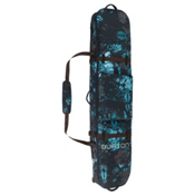 Burton Wheelie Board Case Snowboard Bag 2017, Tie Dye Trench Print, medium