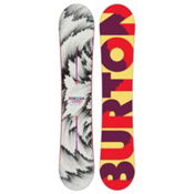 Burton Feelgood Flying V Womens Snowboard, 149cm, medium