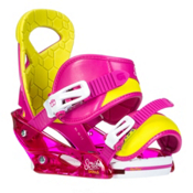 Burton Scribe Smalls Girls Snowboard Bindings 2016, , medium