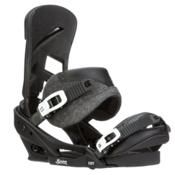 Burton Mission EST Snowboard Bindings, Black-Wool, medium