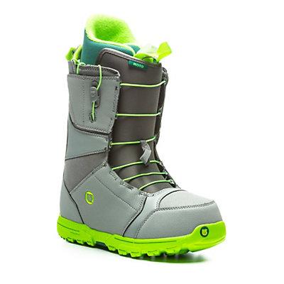 Burton Moto Snowboard Boots, Black, viewer