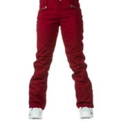 Roxy Spring Break Womens Snowboard Pants, Rhubarb, medium
