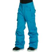Quiksilver Porter Kids Snowboard Pants, Brilliant Blue, medium