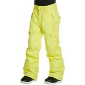 Quiksilver Porter Kids Snowboard Pants, Aurora, medium