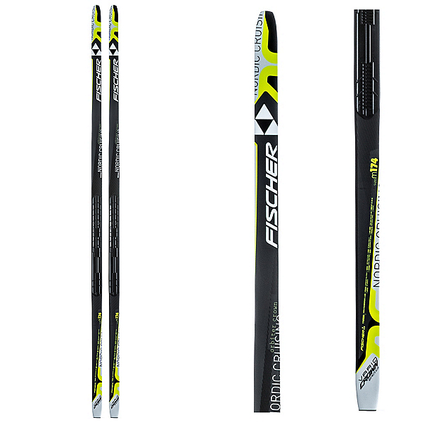 Fischer Orbiter Cross Country Skis, , 600
