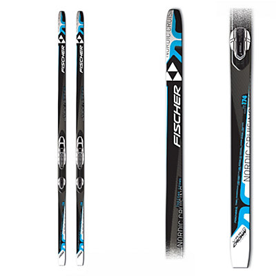 Fischer Jupiter Control Cross Country Skis with Bindings 2017, , viewer