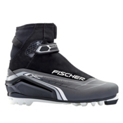 Fischer XC Comfort Pro NNN Cross Country Ski Boots, Silver, medium