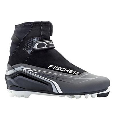 Fischer XC Comfort Pro NNN Cross Country Ski Boots, Silver, viewer