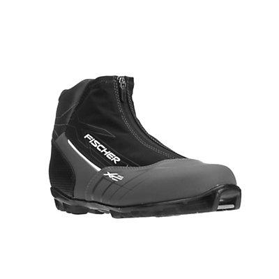 Fischer XC Pro NNN Cross Country Ski Boots, Silver, viewer