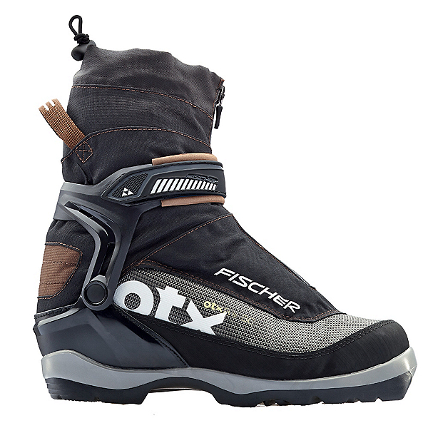 Fischer Offtrack 5 BC NNN BC Cross Country Ski Boots 2018, Black, 600