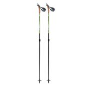 Fischer BCX Variolite Cross Country Ski Poles 2017, Black-Green, medium