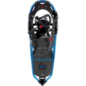 Atlas Aspect Backcountry Snowshoes, Ultra Blue-Red, medium