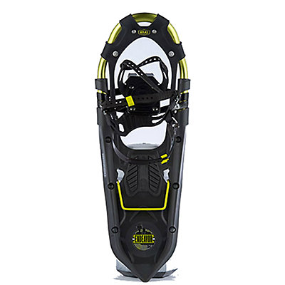 Atlas Endeavor Backcountry Snowshoes, Bright Chartreuse, viewer