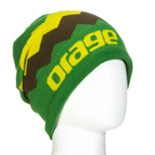 Orage Charlie Beanie Kids Hat, Light Green, medium