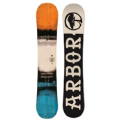 Arbor Westmark Snowboard 2015, 156cm, medium
