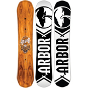 Arbor Roundhouse Snowboard 2015, , medium