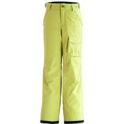 Orage Tassara Girls Ski Pants, Lemonade, medium