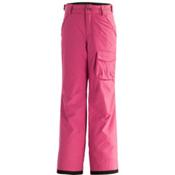Orage Tassara Girls Ski Pants, Neon Hibiscus, medium