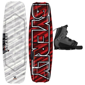 Byerly Monarch Wakeboard With Verdict Bindings, , medium