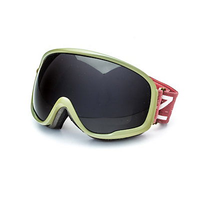 Zeal Optics Forecast Goggles, Dispatch Green-Dark Grey Polarized, viewer