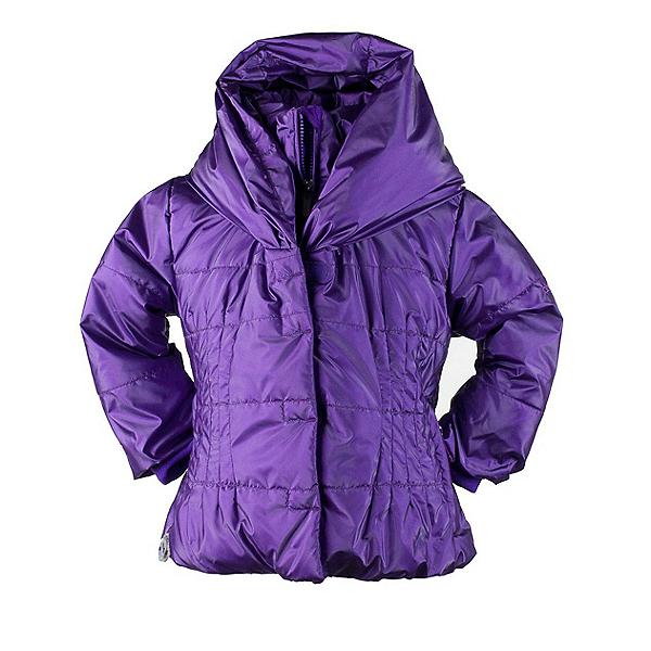 Obermeyer Ingenue Toddler Girls Ski Jacket, Iris Purple, 600