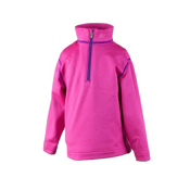 Obermeyer Thermal 150 Dri-Core Kids Midlayer, Pink, medium