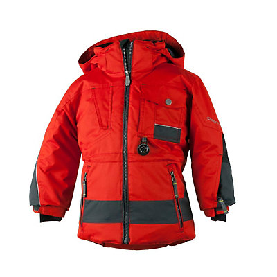 Obermeyer Big Time Toddler Boys Ski Jacket, Lava, viewer