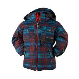 Obermeyer Big Time Toddler Boys Ski Jacket, El Wolf Plaid, 256