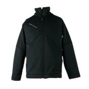Obermeyer Copper Fleece Boys Jacket, Black, medium
