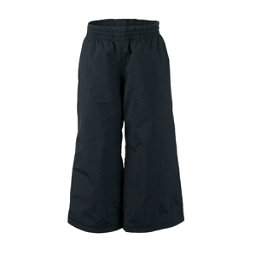 Obermeyer Mini Keystone Toddler Boys Ski Pants, Black, 256