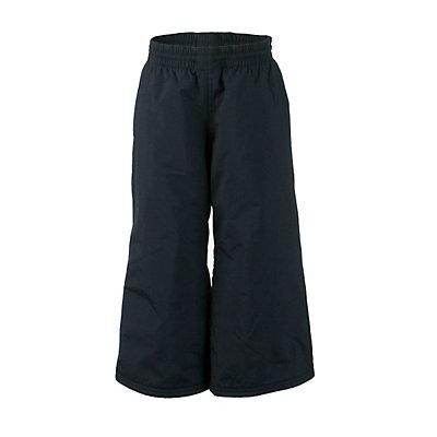 Obermeyer Mini Keystone Toddler Boys Ski Pants, Black, viewer