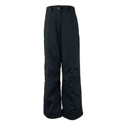 Obermeyer Jenna Jean Teen Girls Ski Pants, Black, viewer