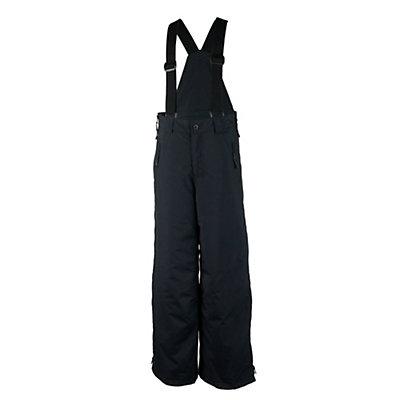 Obermeyer Surface Husky Kids Ski Pants, Black, viewer