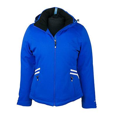 Obermeyer Carlie Womens Insulated Ski Jacket, Regatta, viewer