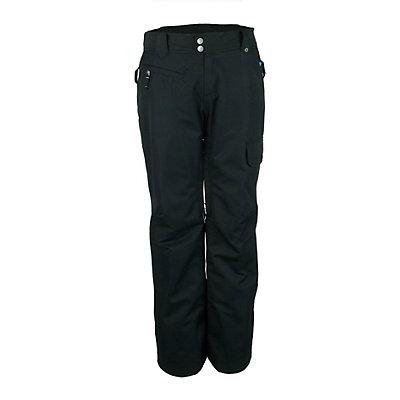 Obermeyer Rally Womens Ski Pants, Black, viewer