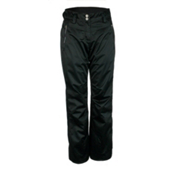 Obermeyer Envy Womens Ski Pants, Black, medium