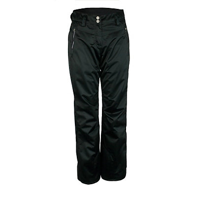 Obermeyer Envy Womens Ski Pants, Black, viewer