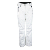 Obermeyer Envy Womens Ski Pants, White, medium
