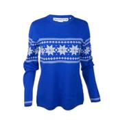 Obermeyer Norway Womens Sweater, Regatta, medium