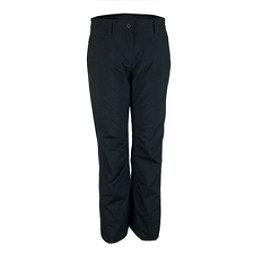 Obermeyer Jewel Jean Short Womens Ski Pants, Black, 256